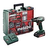 Metabo 602207880 Akku Bohrschrauber BS 18 Mobile...