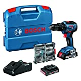Bosch Professional 18V System Akku Schlagbohrschrauber GSB 18V-55 (max....